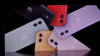 苹果推出新款iPhone产品发布会上首次cue了华为