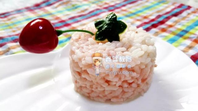 营养主食——DIY西红柿米饭 代替米饭的主食