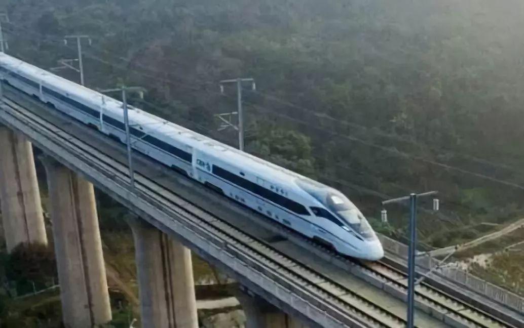 渝昆高铁确定了 万州3.5小时飙到昆明图片
