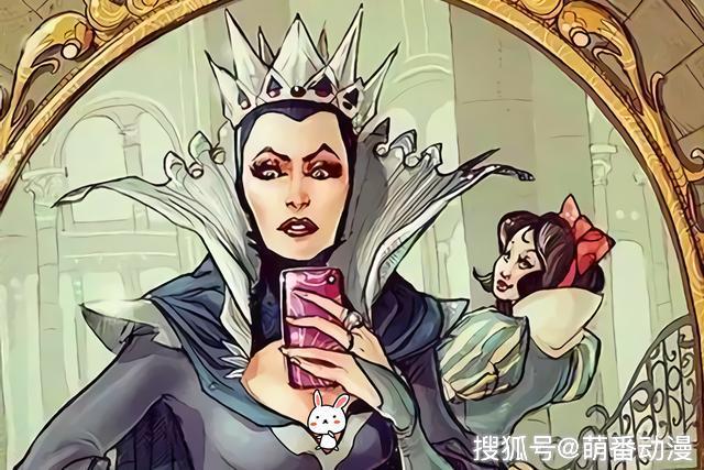 這些畫師以制作崩壞版迪士尼公主爆紅,愛洛公主竟成了街舞高手