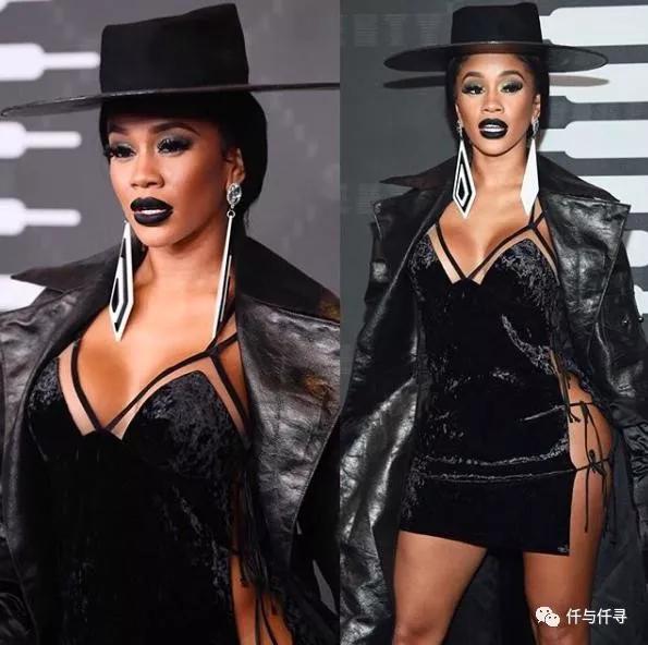 维密为何输给蕾哈娜?FENTY纽约时装周大秀,嘉宾比模特更有看点