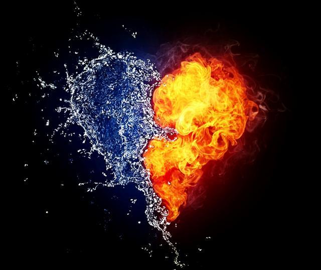 水象星座与火象星座谈恋爱有啥讲究?以柔克刚,还是水火不相容?