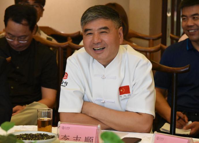"""第二届河南省""""师徒传承""""论坛举行   三千年厨行的温度在这里延"""