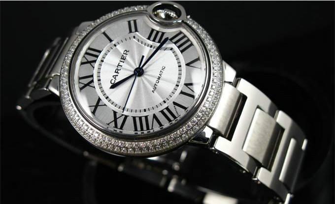 将艺术和钟表完美结合在一起的卡地亚腕表