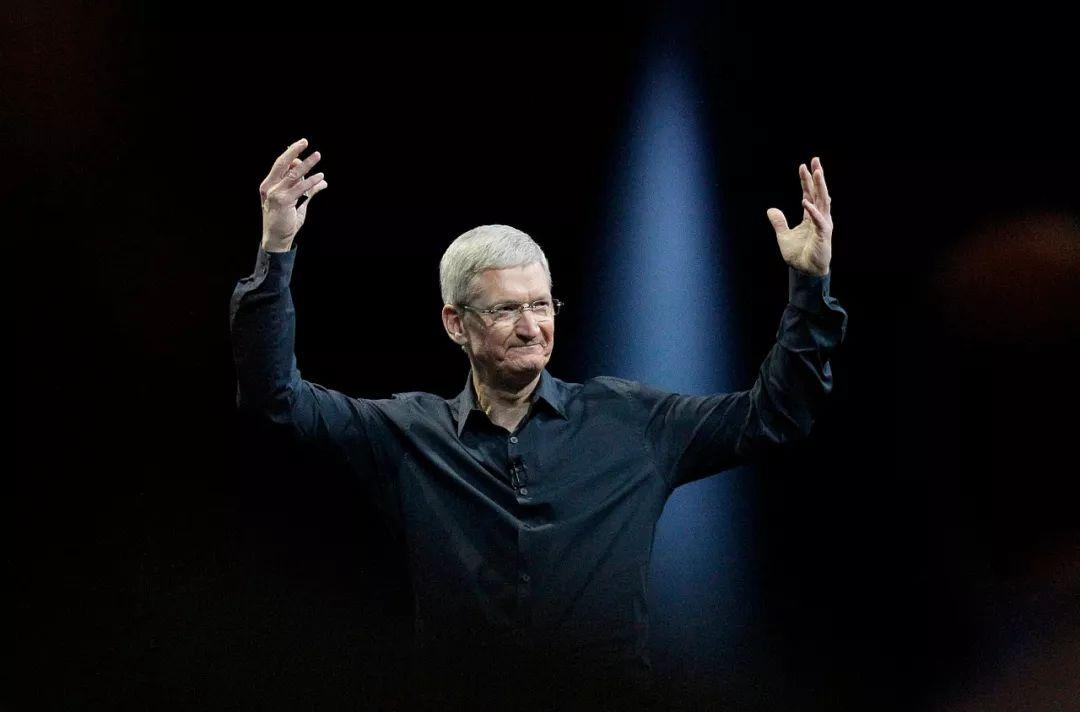 """苹果创新不足5G缺失,""""厚脸""""库克终于不讲销量,开始谈理念了"""
