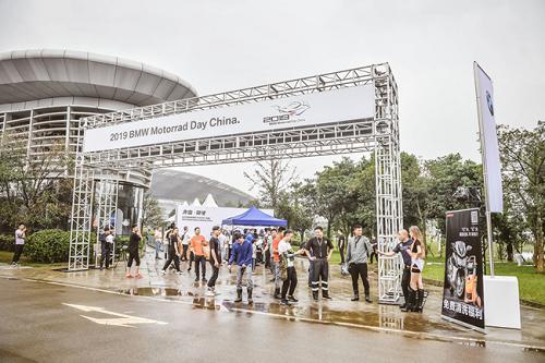 """BMW摩托车文化节,亿力为5000名骑士提供爱车""""深度SPA""""体验"""
