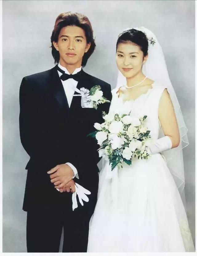 她和木村拓哉是日剧史上最经典的一对荧幕情侣