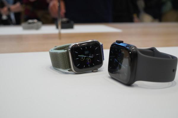 AppleWatch全面升级,第5代迎来这些改变,真香