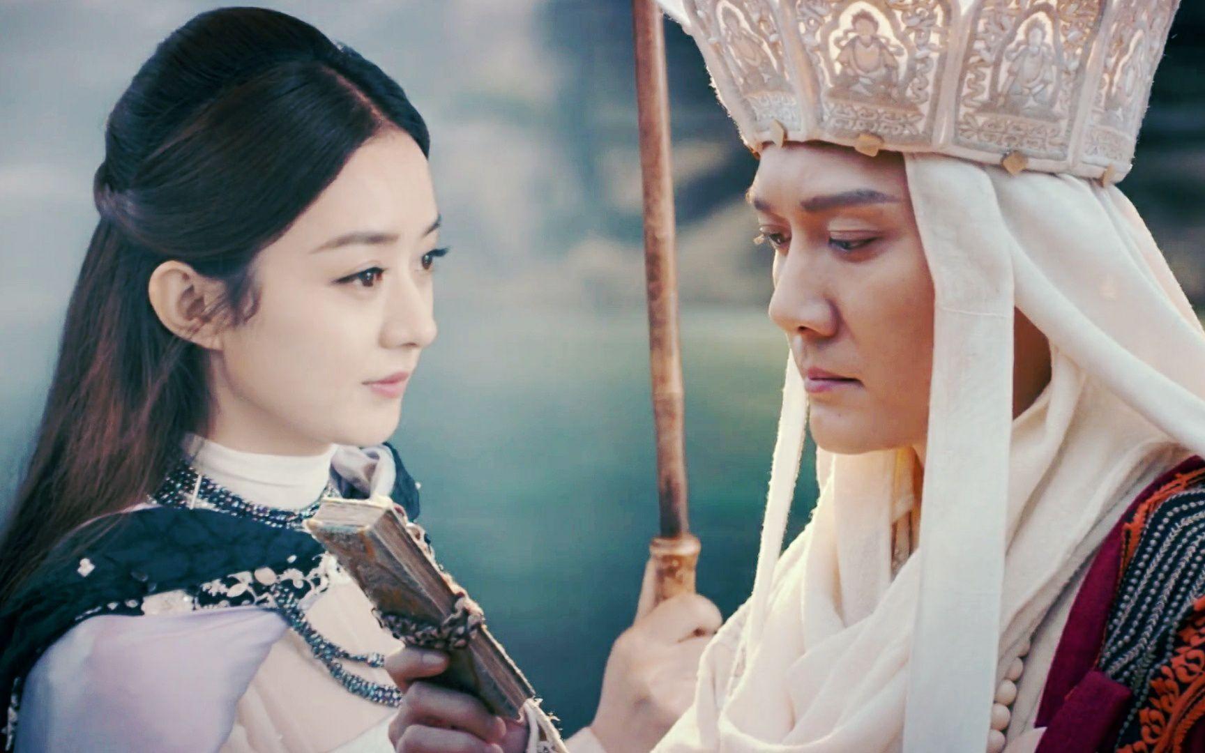 赵丽颖冯绍峰共同出游破婚变传闻,两个人感情甜蜜如初