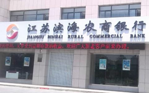 江苏滨海农商银行拟发行20亿元同业存单 上半年营收3.91亿元