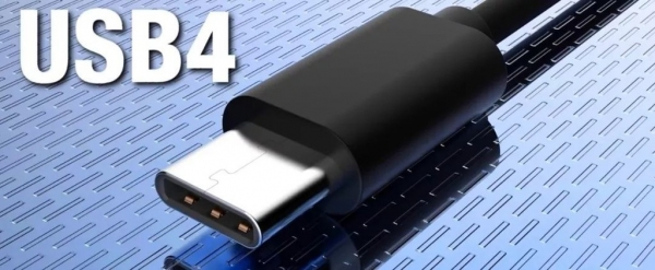 USB4规范正式公布 接口统一化步伐+1
