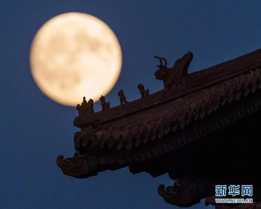 今年中秋,14日12时33分的月亮最圆!那么问题来了……