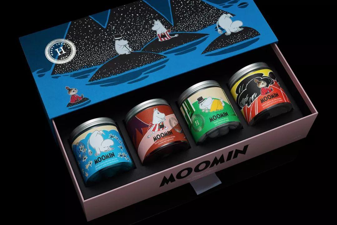 创意零食产品礼盒包装设计欣赏