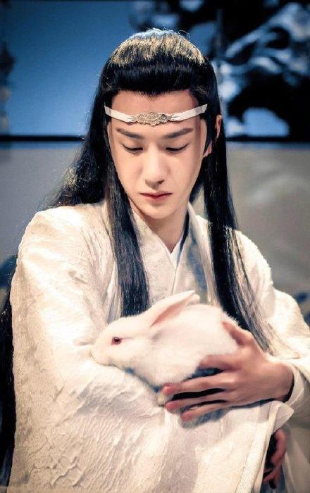 有翡官宣男女主角 赵丽颖搭档将近小十岁的王一博