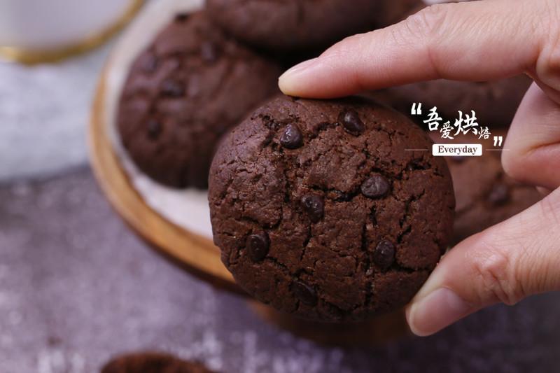 超级多豆的巧克力趣多多,大人小孩们的最爱,自制超简单