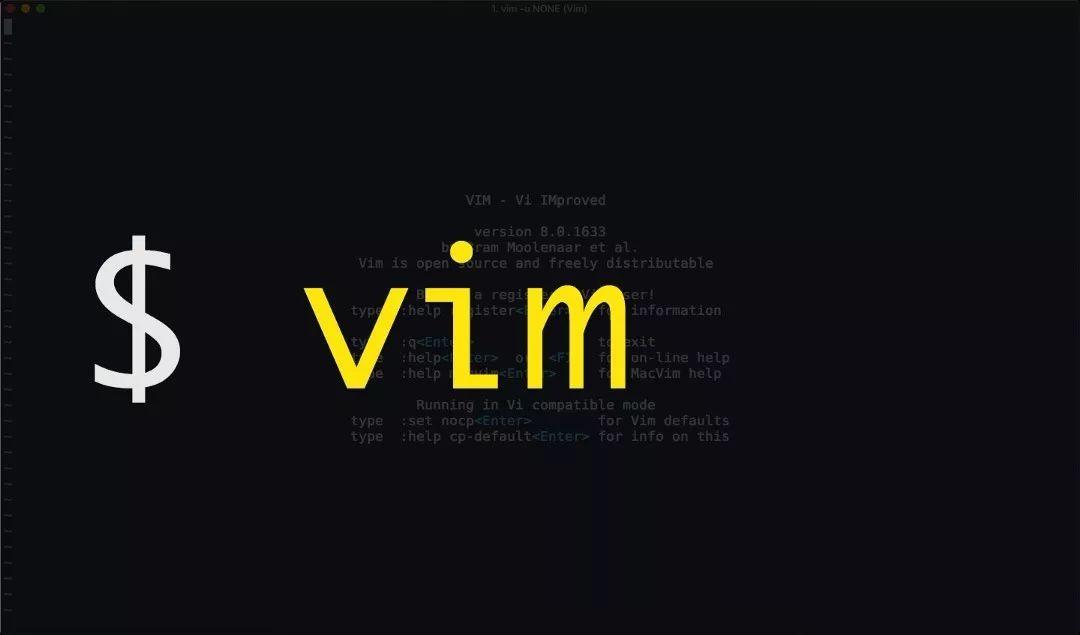 谁说 Vim 不好用?