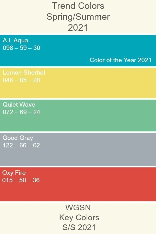 2021 年度色彩流行趋势出炉!插图27