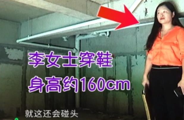 20多万买loft,上一次楼就碰一次头,女子服了:我才1米6,咋住啊