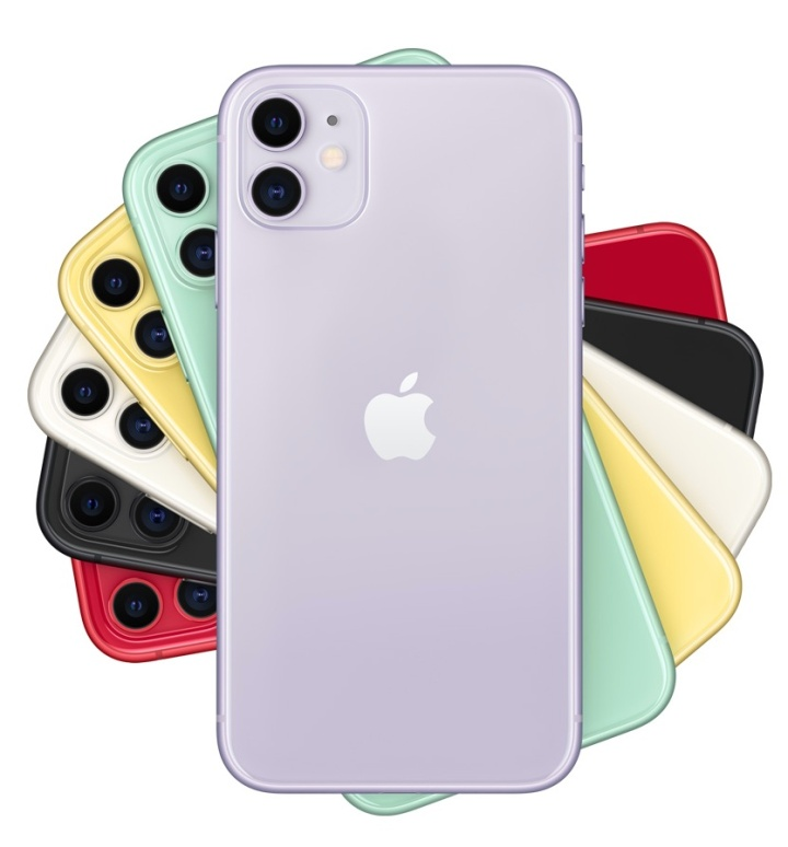 iPhone 11系列920首发 苏宁以旧换新补508元