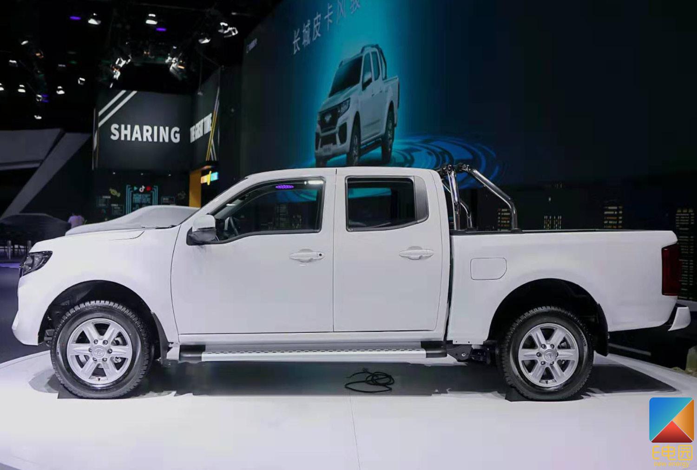 售25.68-26.68万元 长城首款纯电皮卡风骏7 EV开启预售(第1页) -