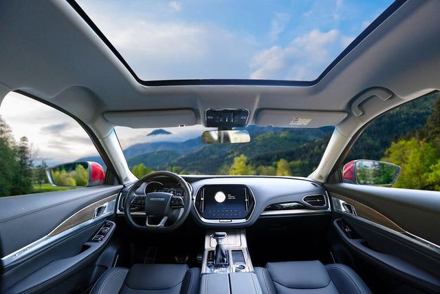 全面先进的新一代捷威X70汽车购买手册