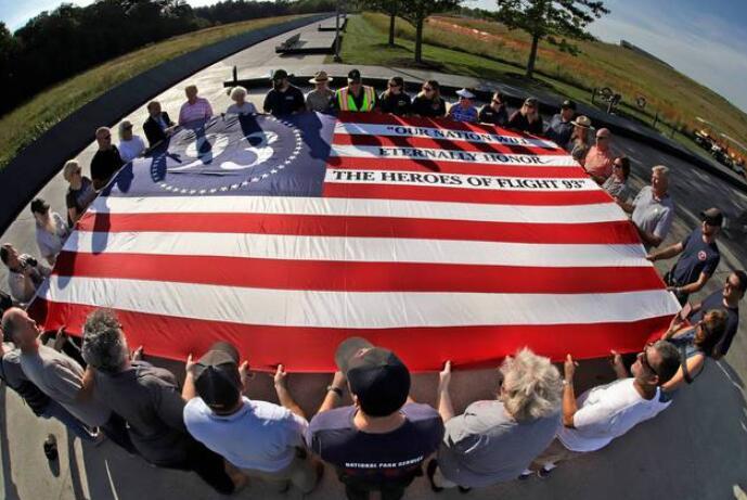 报应?911纪念日,美国再次遭遇耻辱一刻,大使馆传出剧烈爆炸