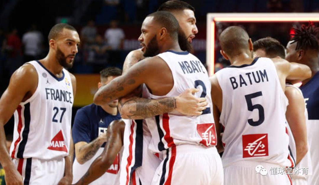 12日篮球新闻:法国体校连续输出黄金一代,美国一战创五项耻辱纪录