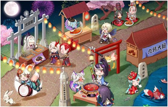 双鬼王的黑暗料理大危机,一起竞猜《决战平安京》城市挑战赛新赛点