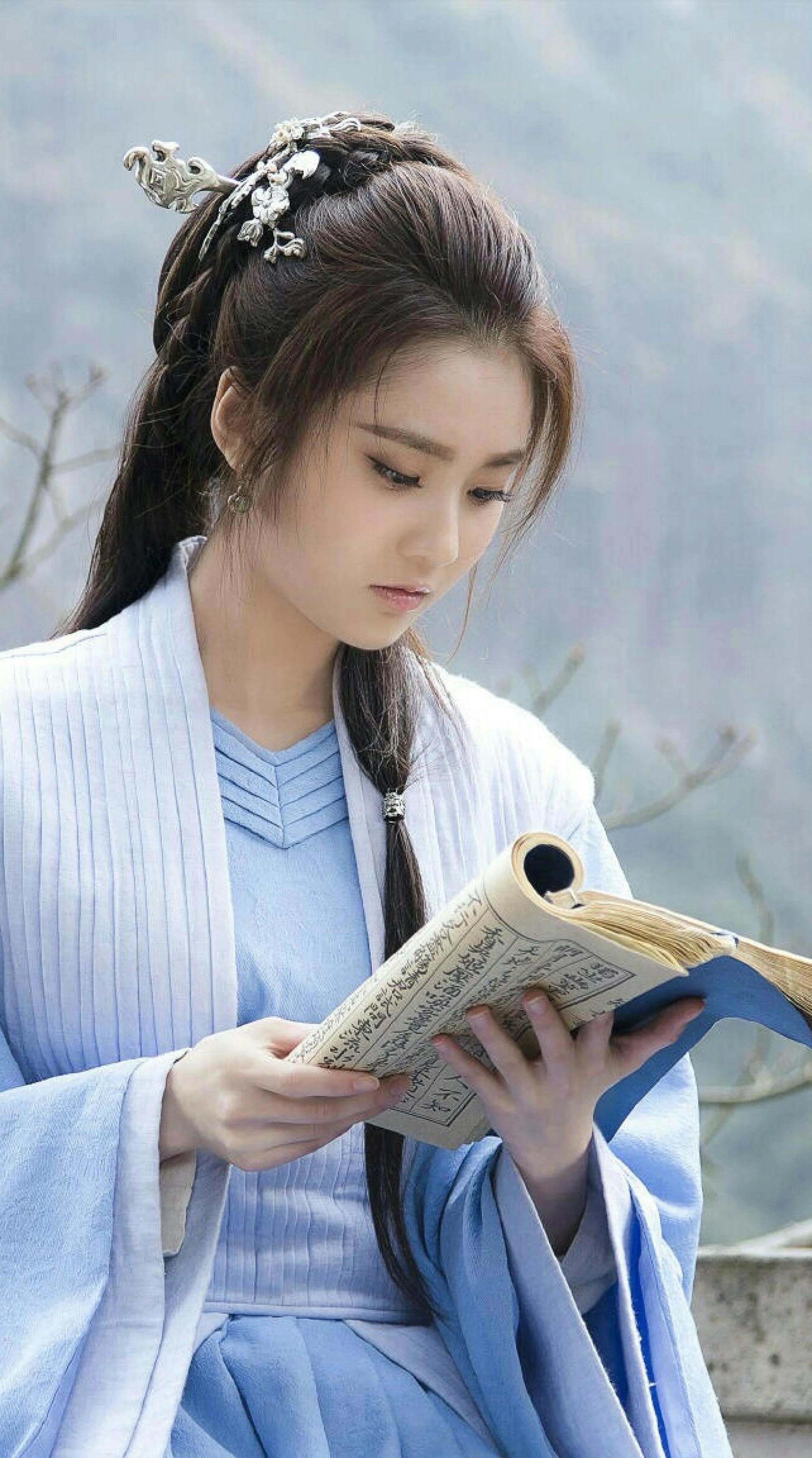 《有匪》女配清新淡雅颜值超高,还有点神似神仙姐姐刘亦菲