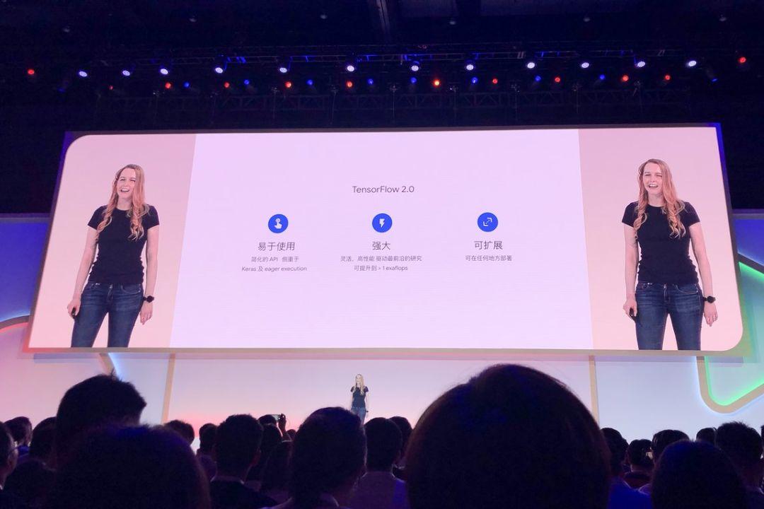 TensorFlow 1.x最后一更、Android 10最新特性,这是谷歌开发者日