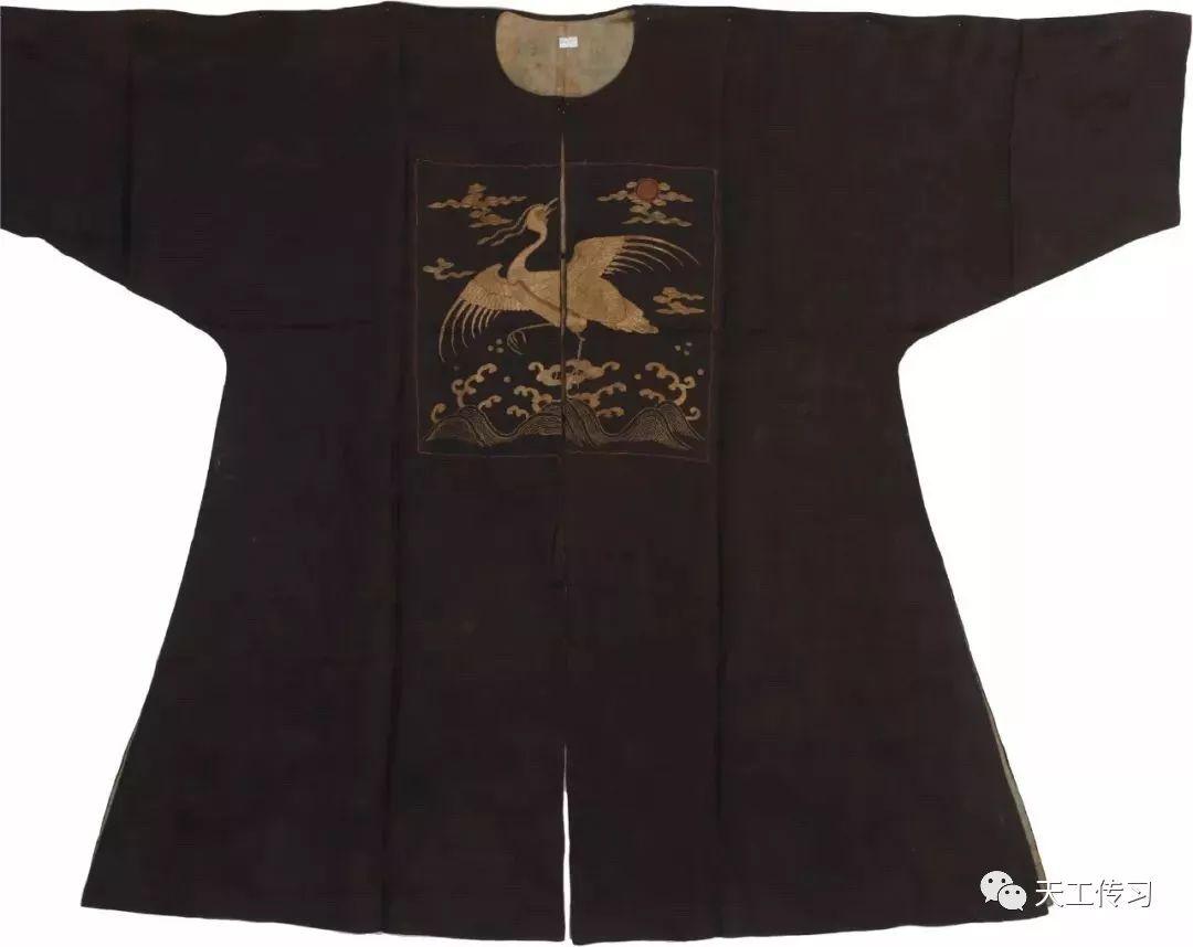 清朝男子服饰图片