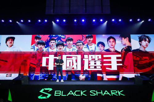 游戏手机黑鲨与李宁达成合作,力争电竞领域实现共赢