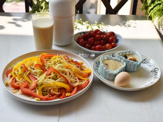 我家的早餐很接地气,纯中式好吃易消化,营养全面,做法特简单