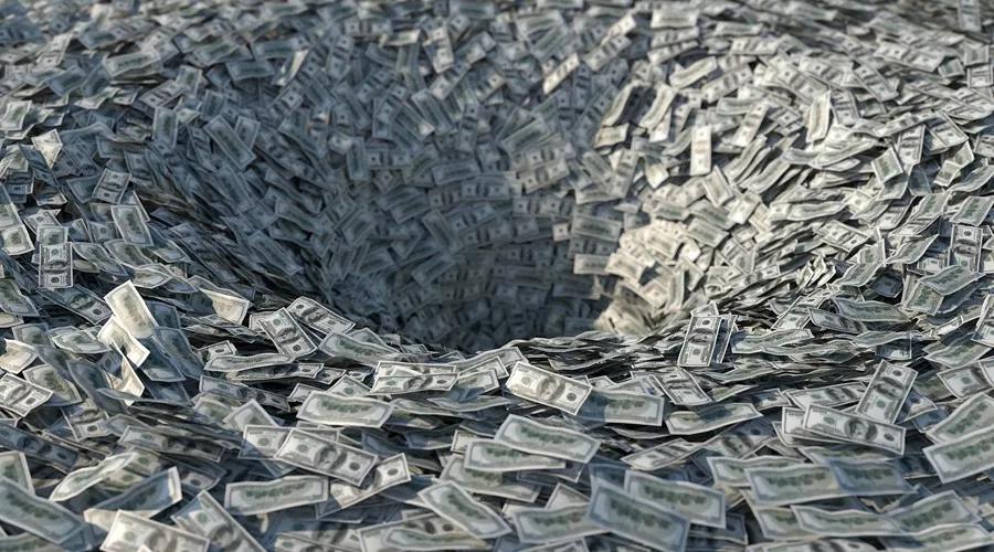 怎么去銀行取錢_銀行的錢都去哪了?| 米筐原創