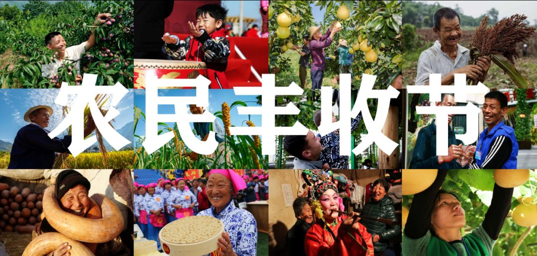 9月23日,中国农民丰收节,我在黄梅等你!