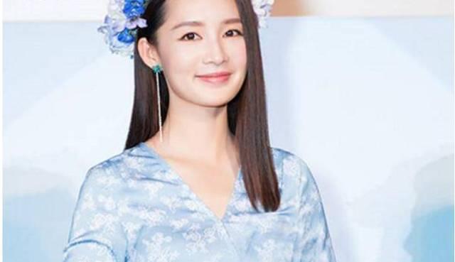 古装女星戴花环,张馨予李沁刘亦菲谁最惊艳?
