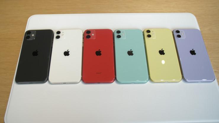 苹果保值不再!iPhone11国内还未开售就已跌价:最高五百