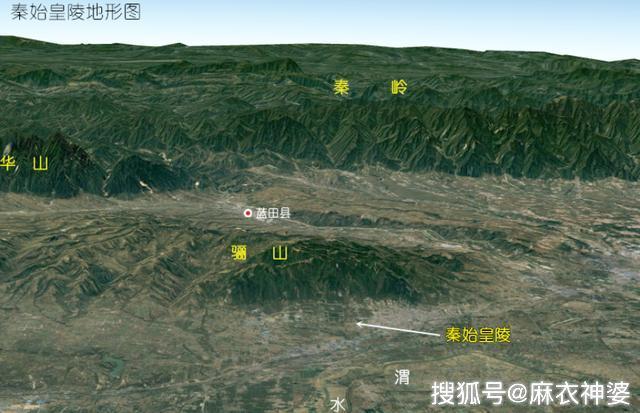 3D高规格卫星图演绎历代皇陵,谁是霸主