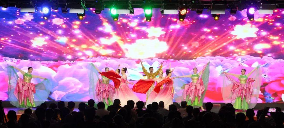 """""""中国梦·劳动美""""庆祝新中国成立70周年系列活动,送文化到基层一线,到"""