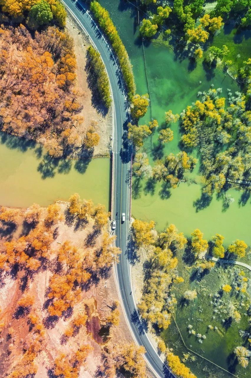 5条绝美自驾路线:承包你的一年四季!