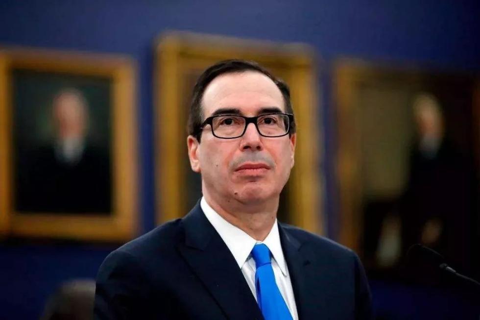 美财长:美国将推敲发行50年期乃至100年期的国债