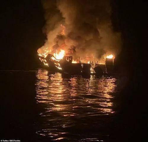 推荐:美国潜水船火灾初步调查结果:事发时无船员值守