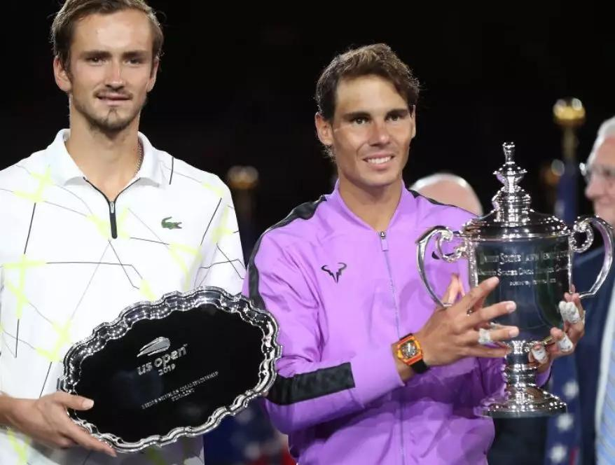 美网夺冠创造多项纪录,纳达尔有望第5次问鼎年