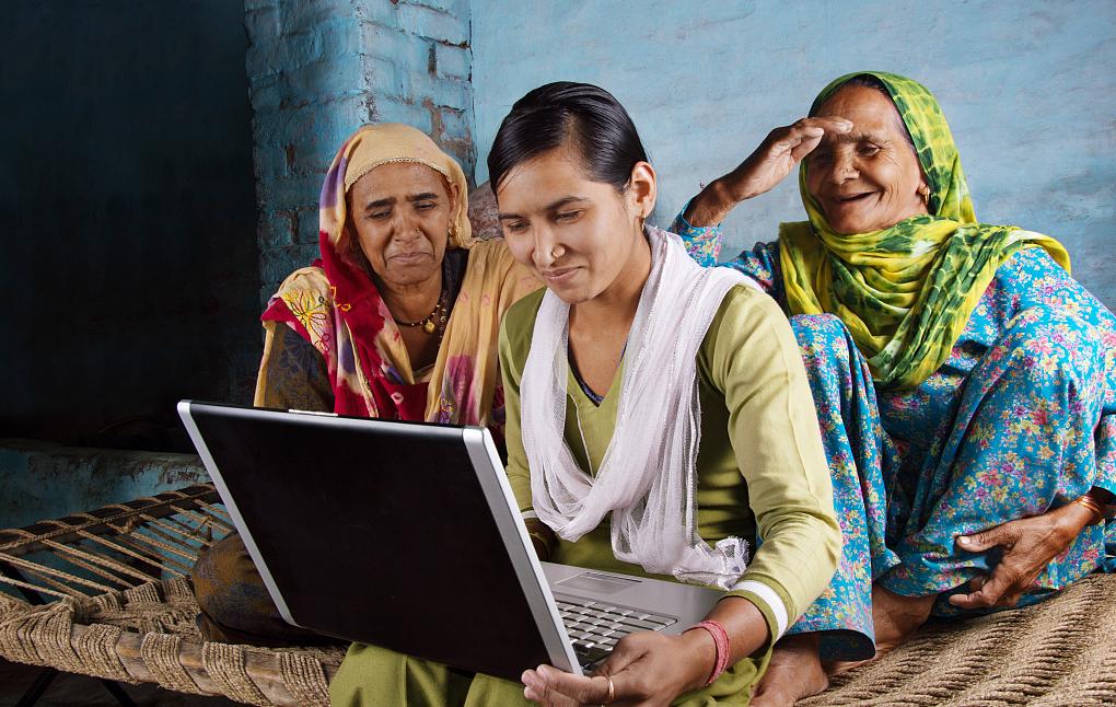 为何电商巨头偏爱印度