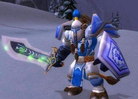 怀旧服战士被针对了?好端端的,暴雪把这技能一改,新手怎么玩?