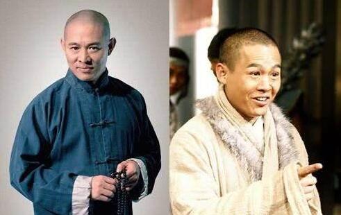 他长相酷似李连杰,更是他的金牌替身,那他是谁?
