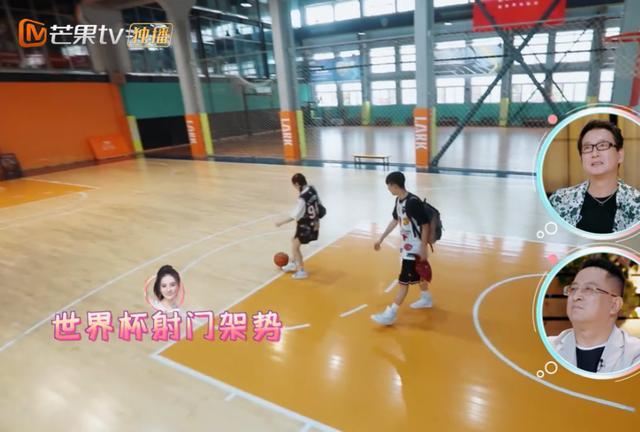 徐璐认不出篮球,吴宣仪一问三不知,明星们是没常识还是