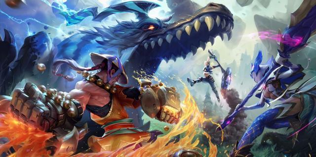 《无畏》将于月末推出正式版同时开启新狩猎季