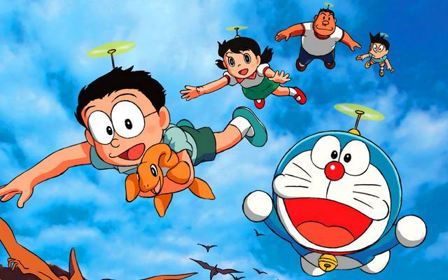 沒想到哆啦A夢誕生時發生了那幺多事,它竟然也有初戀