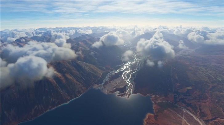 微软新《飞行模拟》实机演示视频公布:超强画面,宛如现实